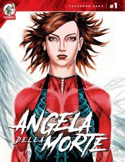 ANGELA DELLA MORTE Chapter #1 Page #1