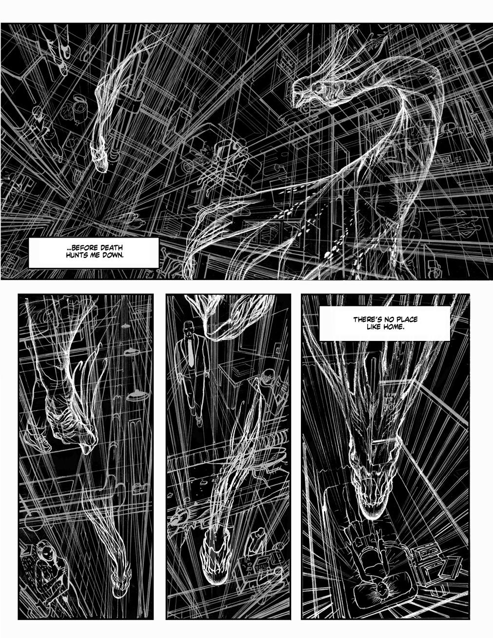 ANGELA DELLA MORTE Chapter #1 Page #13