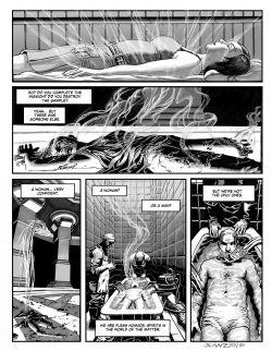 ANGELA DELLA MORTE Chapter #1 Page #14