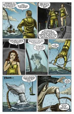 FICTIONAUTS Chapter #1 Page #5