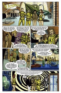 FICTIONAUTS Chapter #1 Page #7
