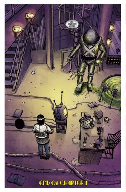 FICTIONAUTS Chapter #1 Page #24