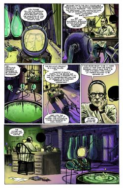 FICTIONAUTS Chapter #1 Page #9