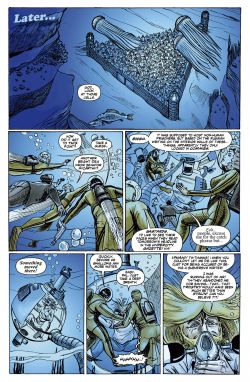 FICTIONAUTS Chapter #1 Page #17