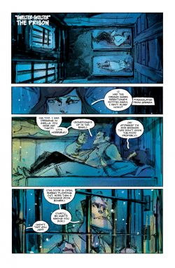 ILL VACATION Chapter #1 Page #9