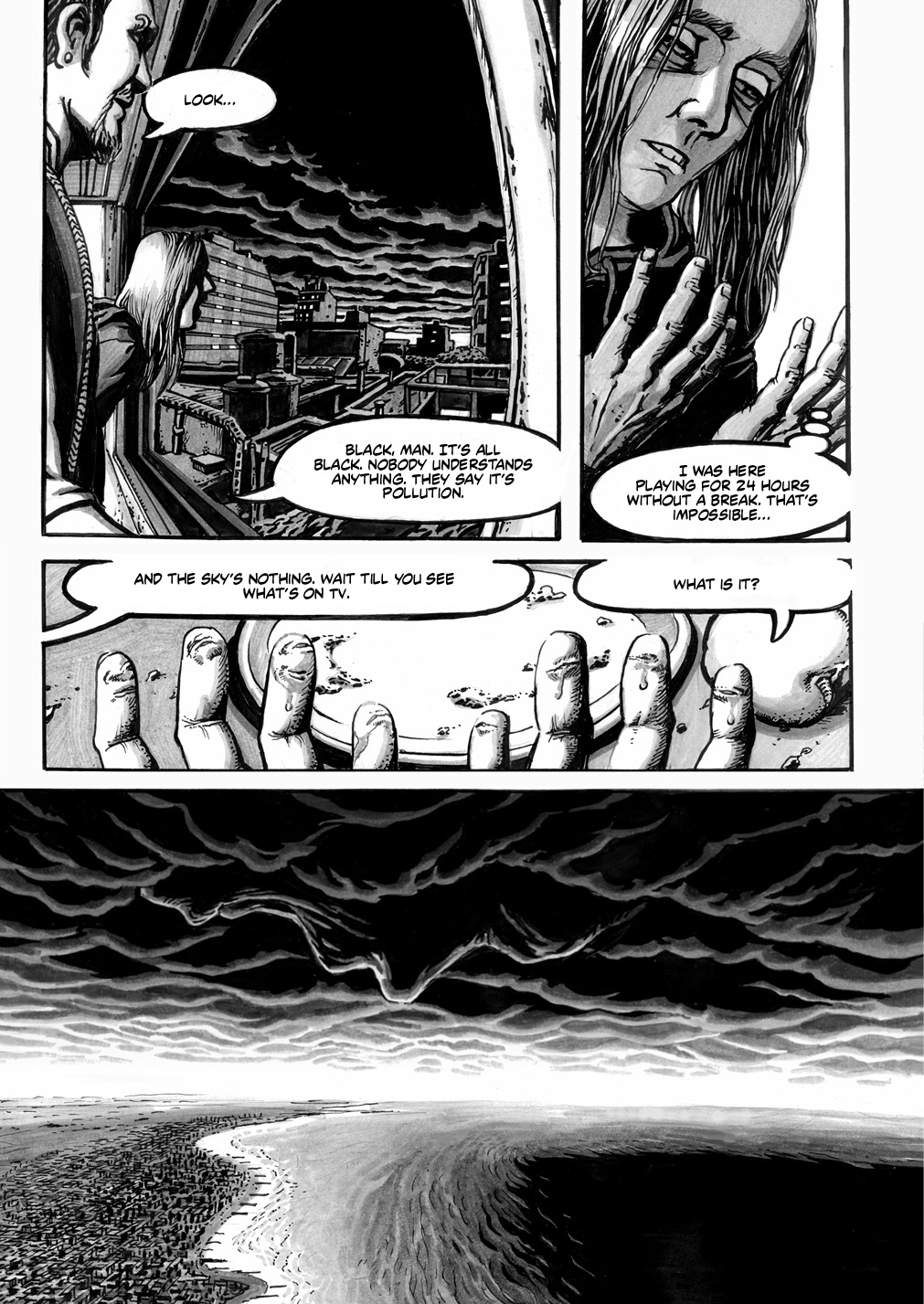LEGION Chapter #1 Page #8