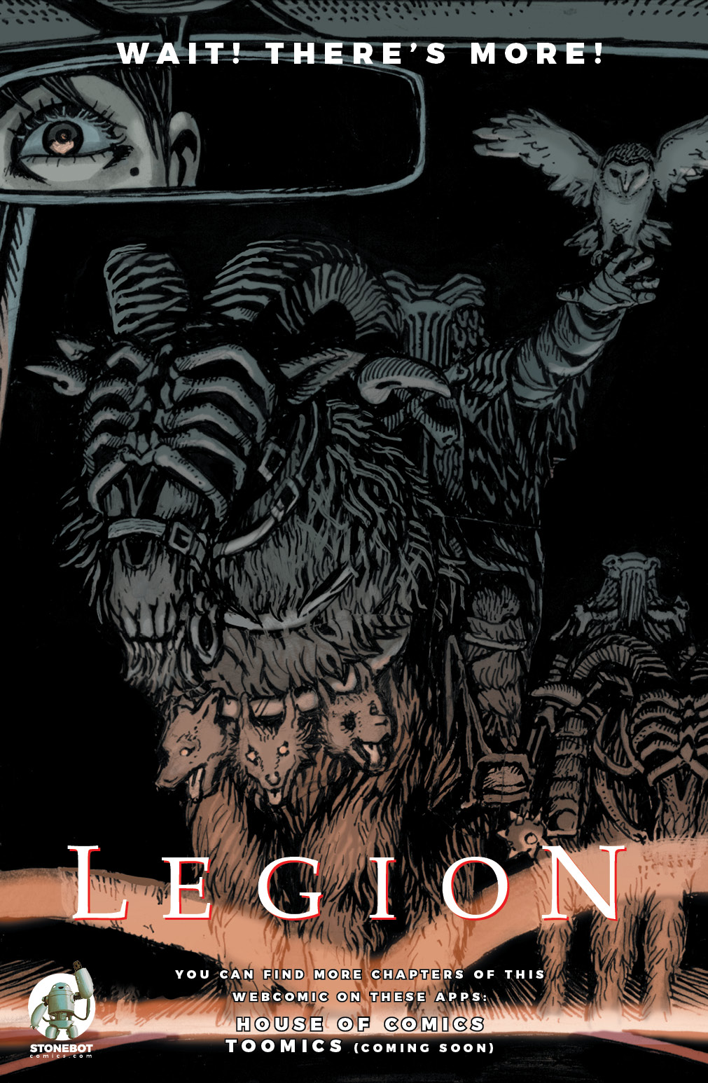 LEGION Chapter #1 Page #23