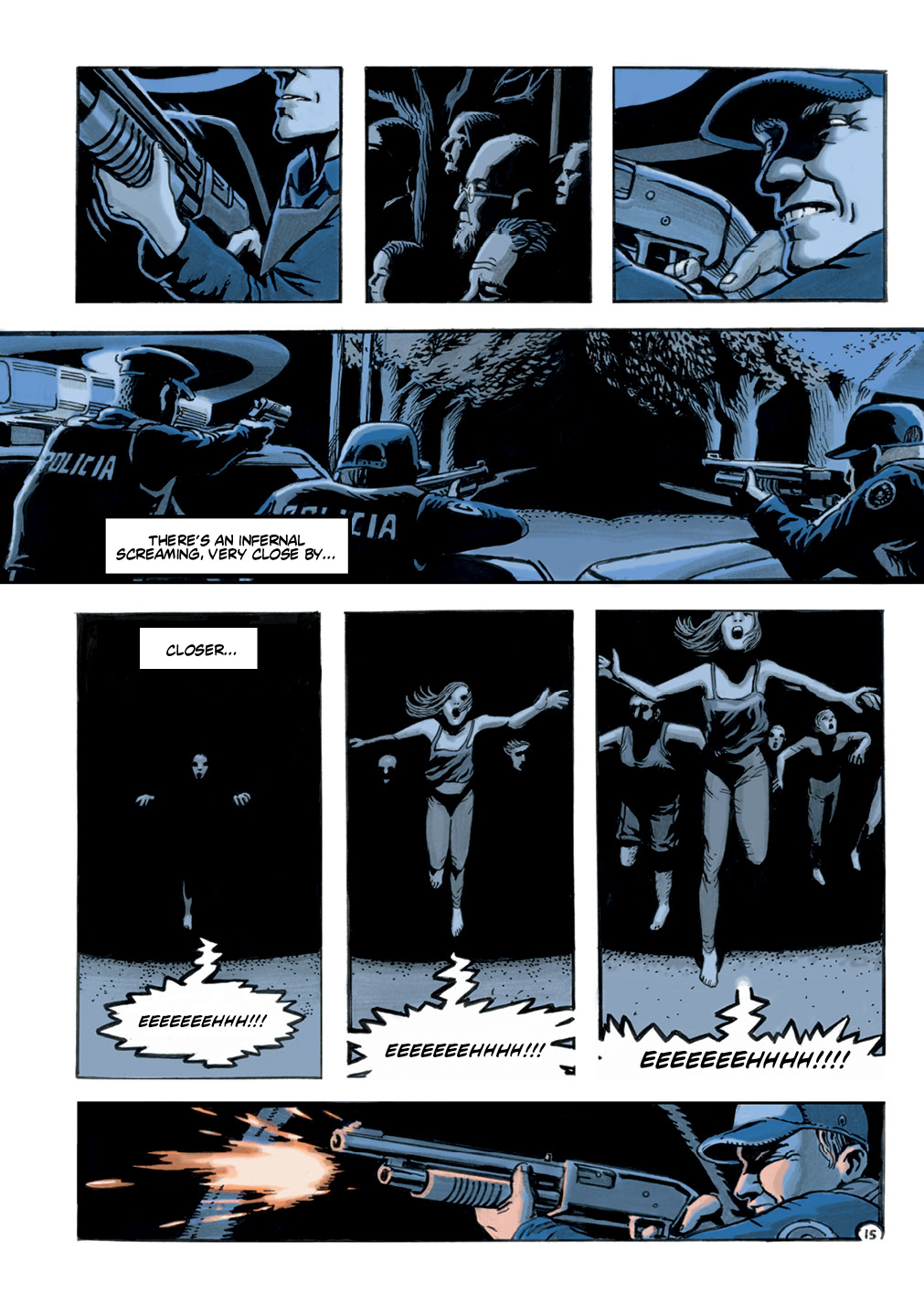 LEGION Chapter #1 Page #17