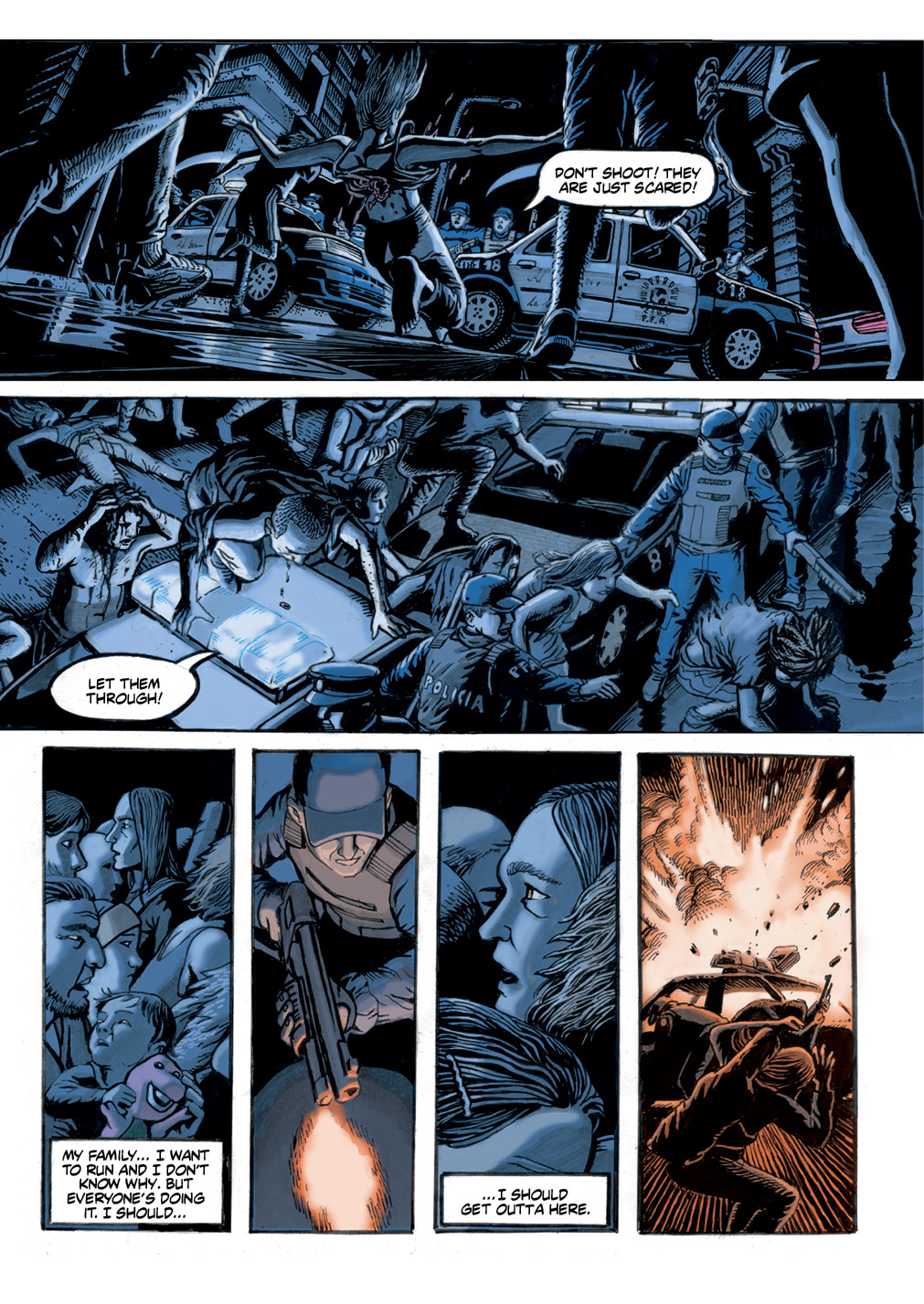 LEGION Chapter #1 Page #18