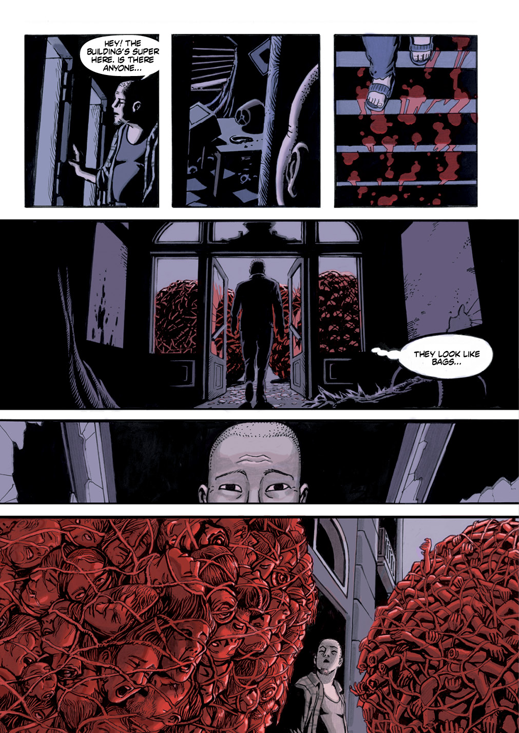LEGION Chapter #1 Page #14