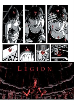 LEGION Chapter #1 Page #10