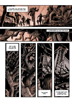 LEGION Chapter #1 Page #21
