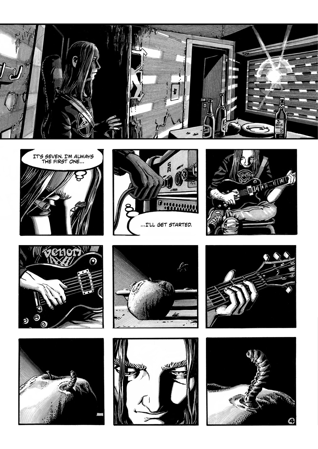 LEGION Chapter #1 Page #6