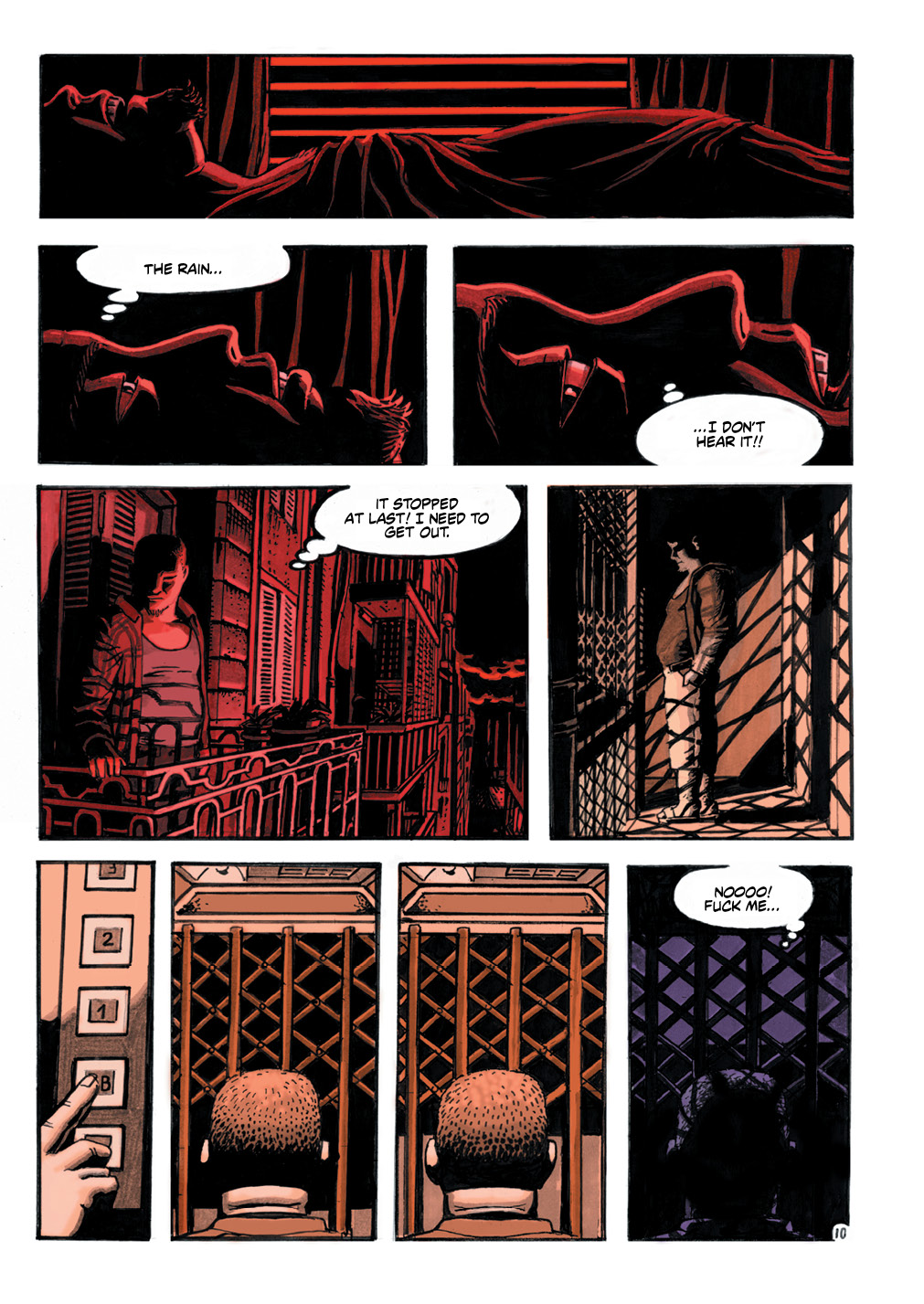 LEGION Chapter #1 Page #12