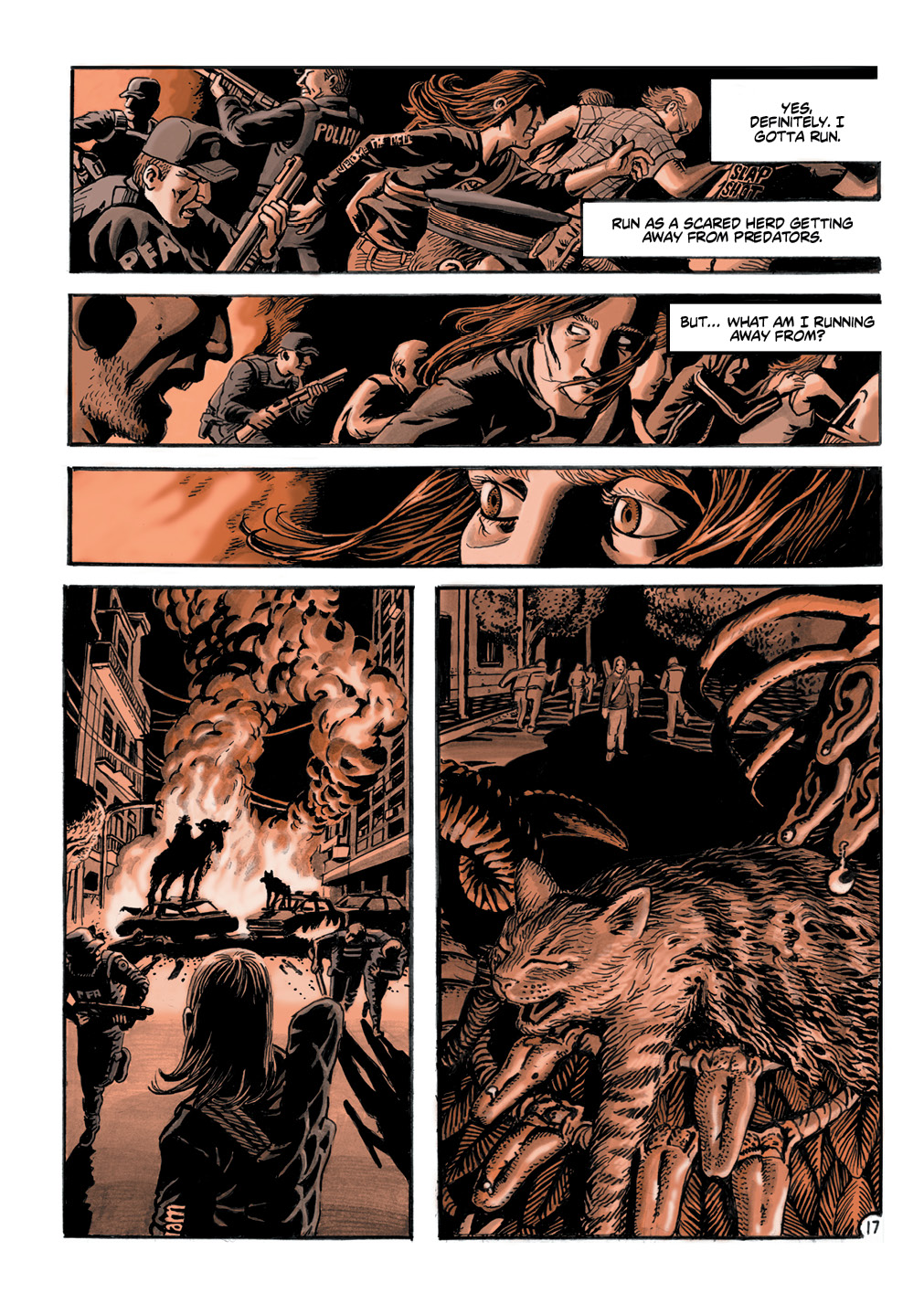 LEGION Chapter #1 Page #19