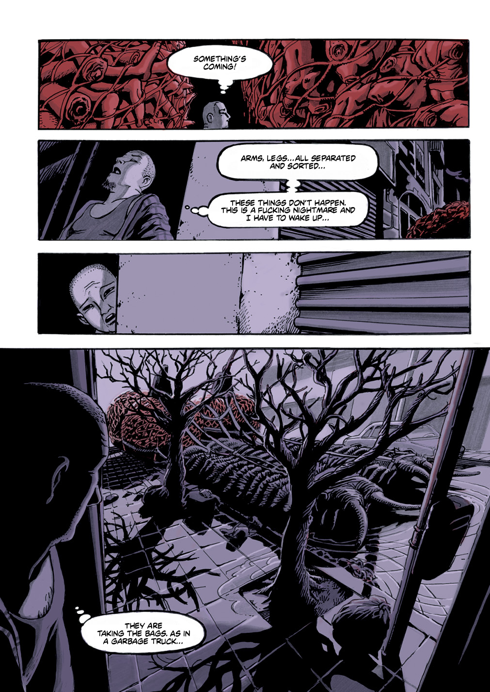 LEGION Chapter #1 Page #15