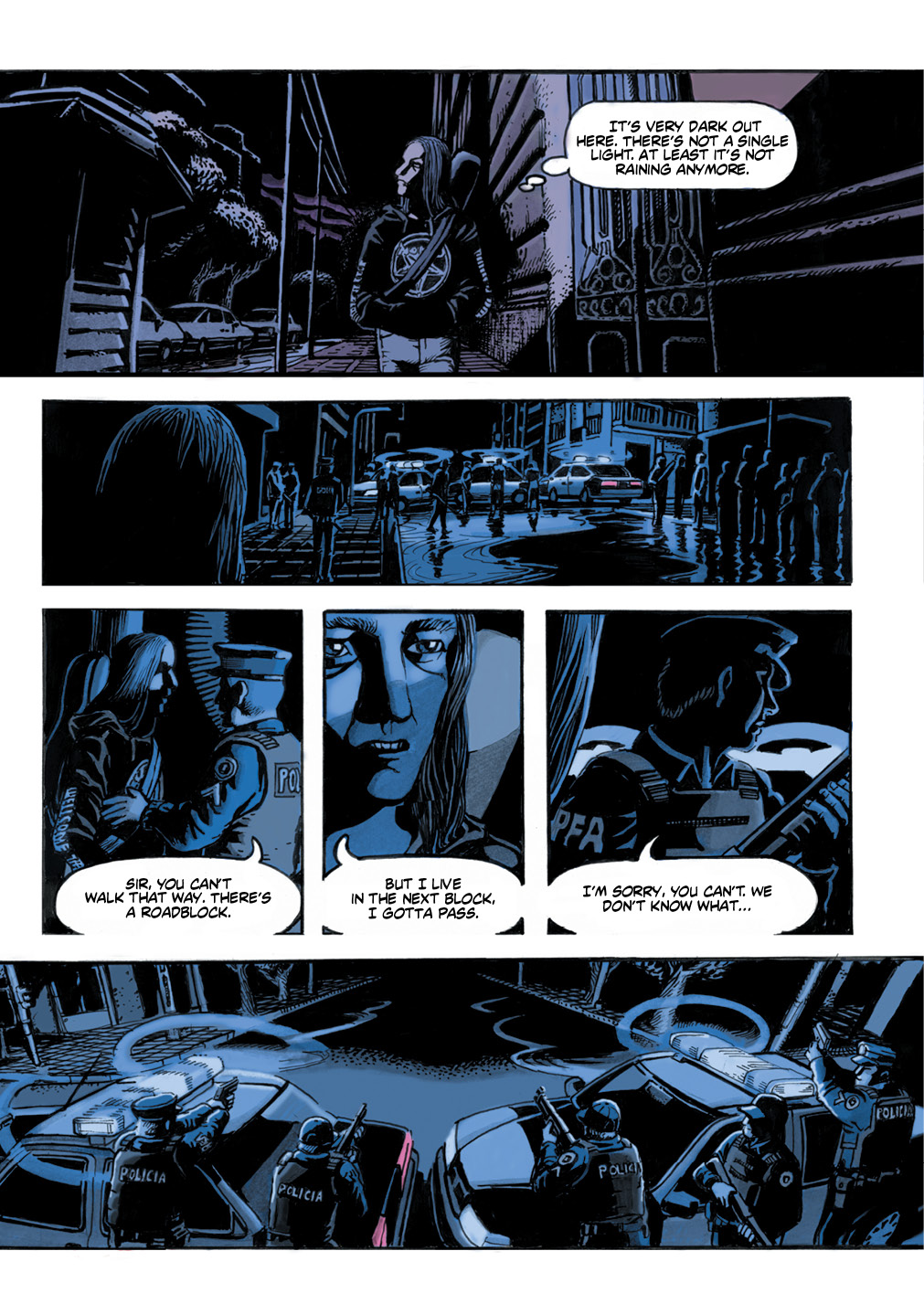 LEGION Chapter #1 Page #16