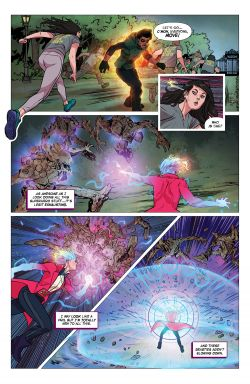 MANDRAKE Chapter #1 preview Page #10