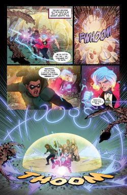 MANDRAKE Chapter #1 preview Page #9