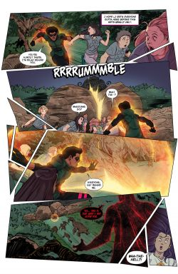 MANDRAKE Chapter #1 preview Page #11