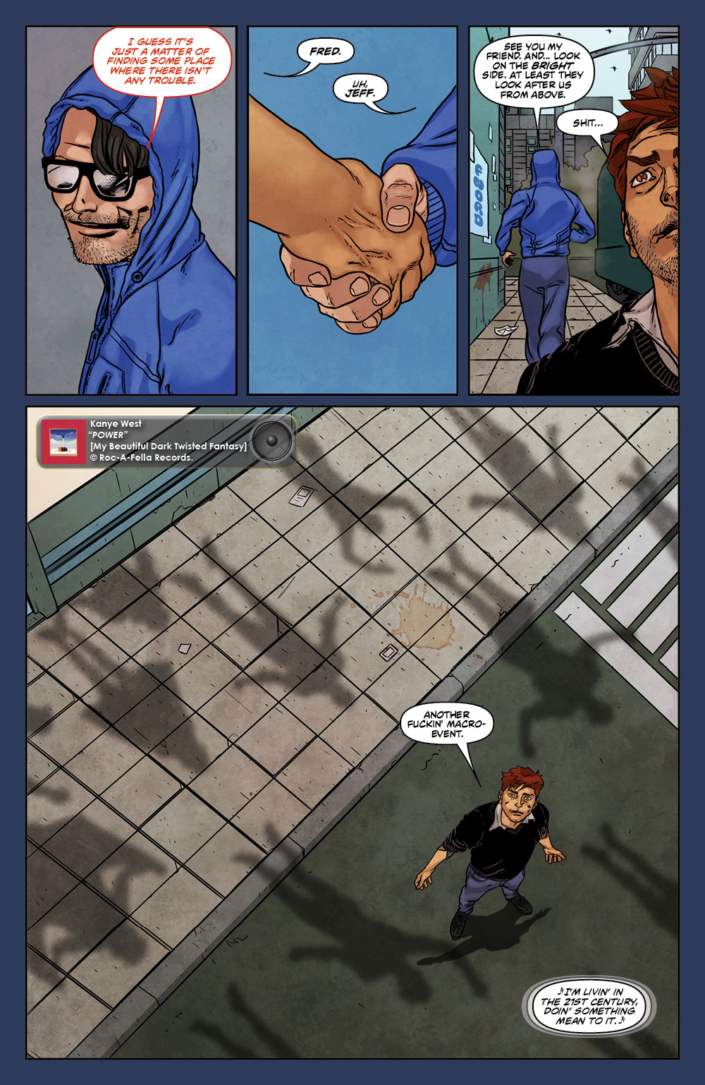 MONARCH Chapter #1 Page #20