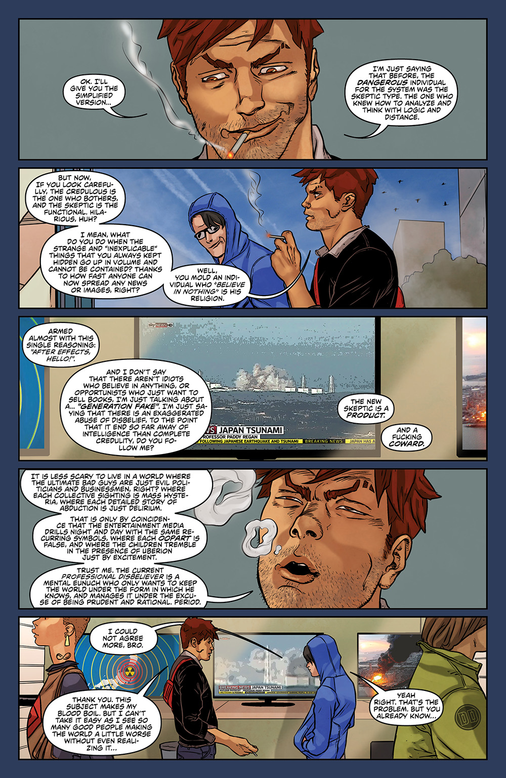 MONARCH Chapter #1 Page #19