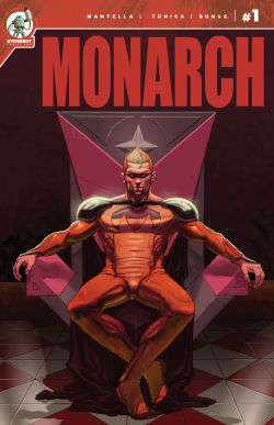 MONARCH Chapter #1 Page #1