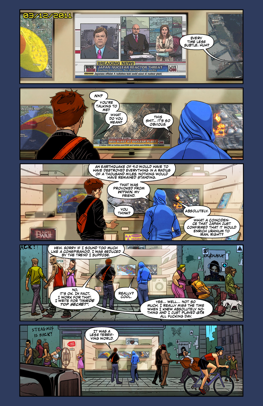 MONARCH Chapter #1 Page #17