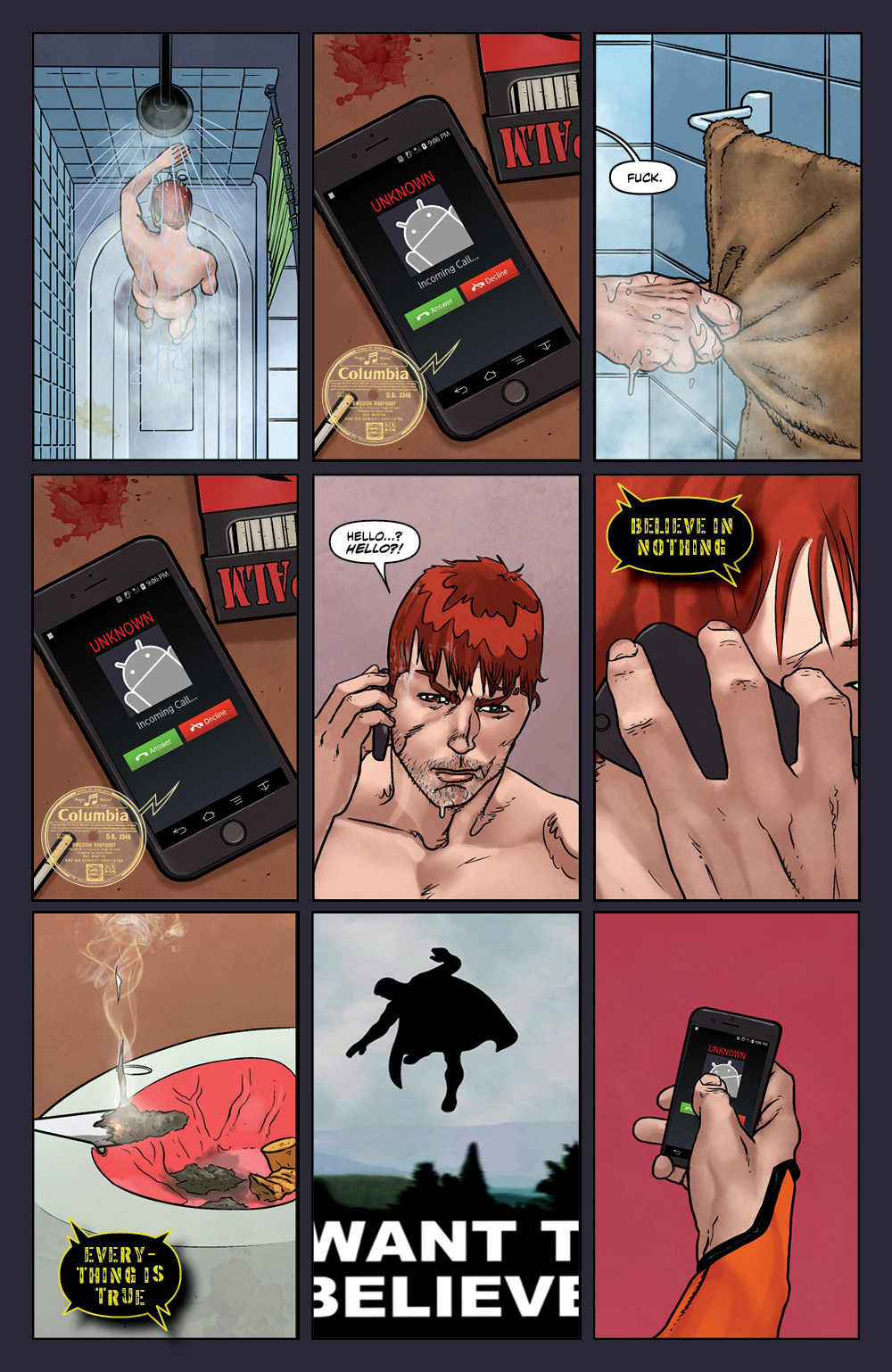 MONARCH Chapter #1 Page #25