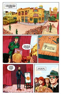 THE LITTLE PRINCE Chapter #1 Page #23
