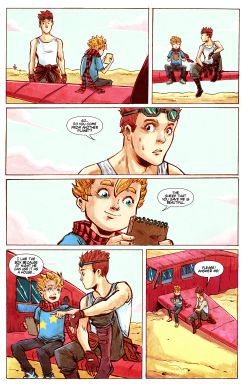 THE LITTLE PRINCE Chapter #1 Page #20