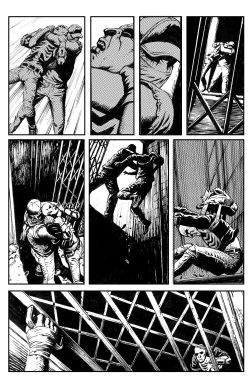 THE SKELETON Chapter #1 Page #9