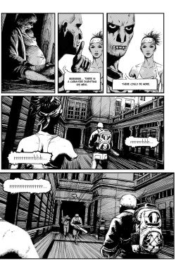 THE SKELETON Chapter #1 Page #6