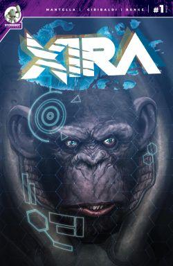 XIRA Chapter #1 Page #1
