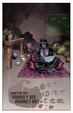 XIRA Chapter #1 Page #6