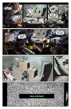 XIRA Chapter #1 Page #14