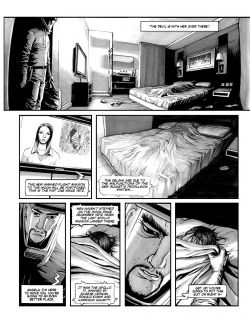 ANGELA DELLA MORTE 2 Chapter #1 Page #8
