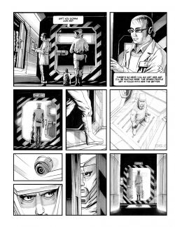 ANGELA DELLA MORTE 2 Chapter #1 Page #6