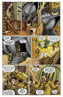 FICTIONAUTS Chapter #2 Page #14