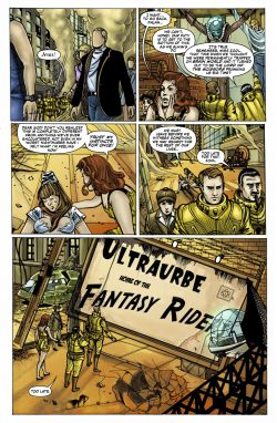 FICTIONAUTS Chapter #2 Page #15