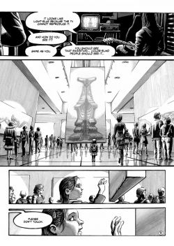 LEGION Chapter #1 Page #4