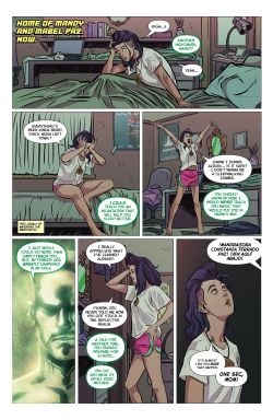 MANDRAKE Chapter #1 preview Page #12