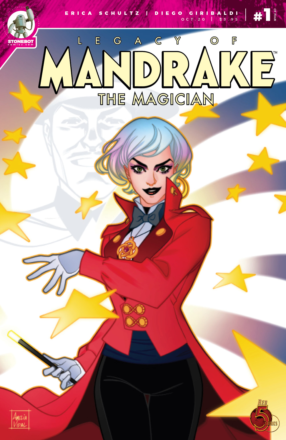 MANDRAKE Chapter #1 preview