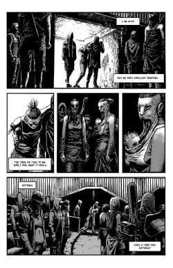 THE SKELETON Chapter #8 Page #7