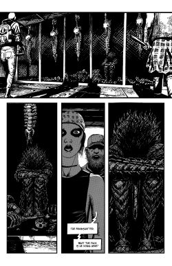 THE SKELETON Chapter #7 Page #5