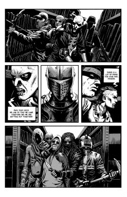 THE SKELETON Chapter #7 Page #11