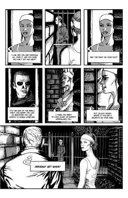 THE SKELETON Chapter #6 Page #4