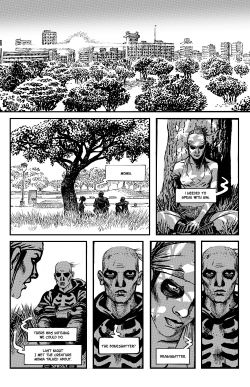 THE SKELETON Chapter #5 Page #4