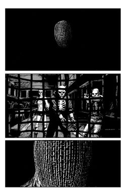 THE SKELETON Chapter #4 Page #3