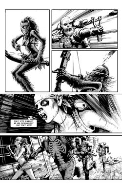 THE SKELETON Chapter #2 Page #9